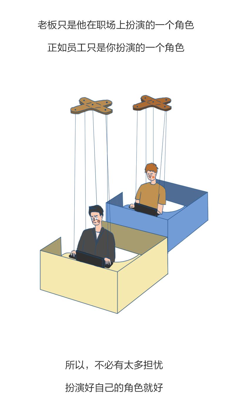 """怕老板的职场人,可能是""""权威恐惧症""""在影响你"""