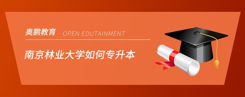 南京林业大学如何专升本.png