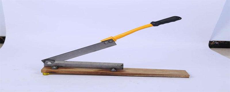 铡刀是什么杠杆?