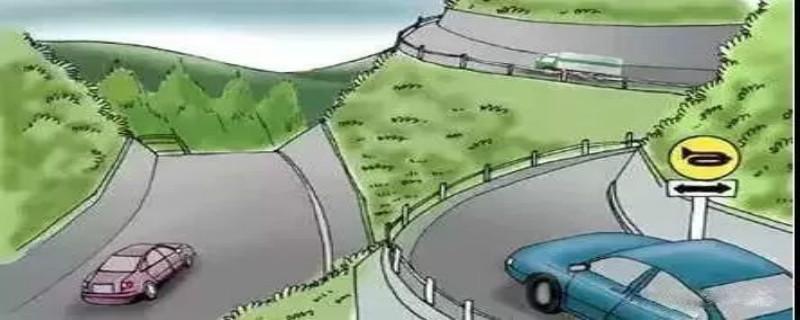 山区道路对安全行车的主要影响是什么?